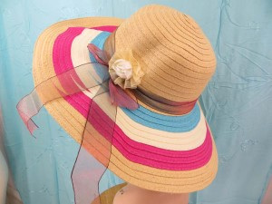 packable-crushable-beach-hats-16wide-brim-ribbon-lace-color-stripes-e