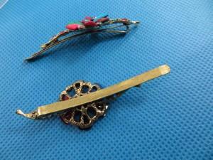 rhinestone-crystal-matching-pair-hairpins-hair-clips-5j