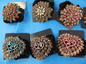 rhinestone-hair-tie-ponytail-holder-scrunchie-40e