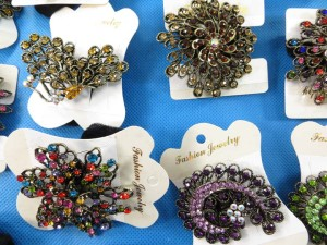 rhinestone-hair-tie-ponytail-holder-scrunchie-40p