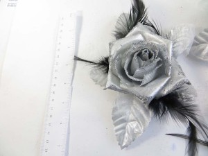 rose-feather-glitter-corsage-brooch-pin-ponytail-holder-15d