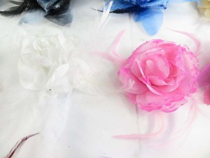 rose-feather-glitter-corsage-brooch-pin-ponytail-holder-mix-color-e