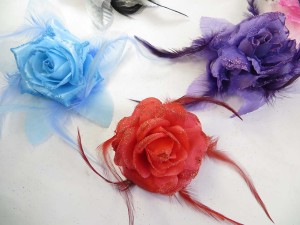 rose-feather-glitter-corsage-brooch-pin-ponytail-holder-mix-color-h