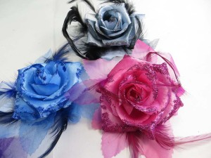 rose-feather-glitter-corsage-brooch-pin-ponytail-holder-mix-color-l