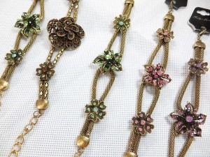 vintage-retro-cz-bracelet-gold-tone-1g