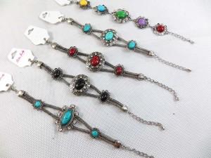 vintage-retro-cz-bracelet-silver-tone-2a