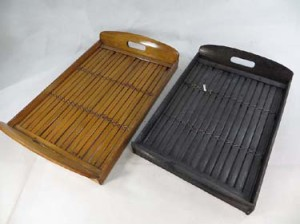 bamboo serving tray kitcheneare collection