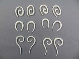 wholesale organic body jewelry mixed designs
