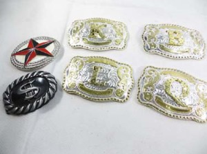 mixed designs fo fashion buckles