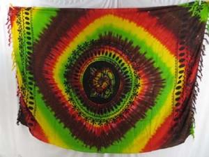 tie dye swirl ganesh sarong sarong wrap