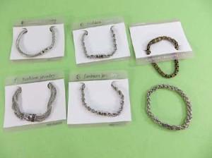 magnetic closure fashion bracelets