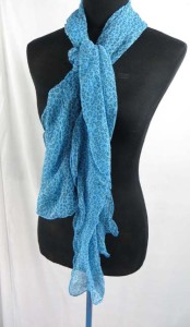 animal print sheer scarf wrap shawls