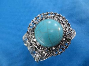 turquoise-bangle-83g