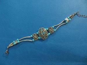 turquoise-bracelet-74g