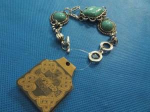 turquoise-bracelet-82g