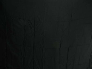 solid black color sarong