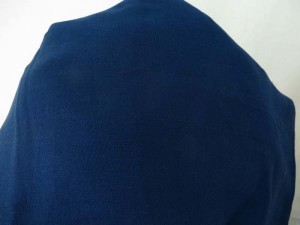solid dark blue sarong wholesale spa wear