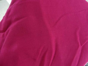 solid plain fuchsia color sarong