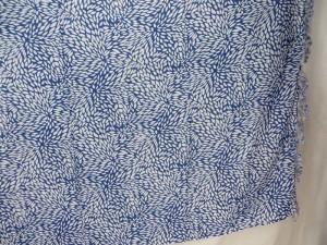 blue print sarong
