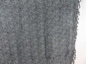 black grey swirl sarong wholesale spa wear
