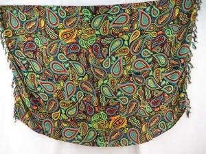 summer clothes for girls bohemian paisley sarong