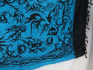 blue tattoo sarongs world of nature primitive clothing wholesale