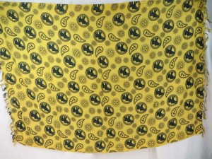 earth yellow elephant sarong