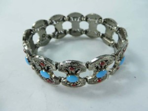 vintage style enamle bracelets