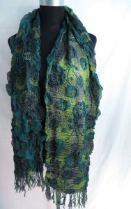 small roses winter knitted scarves neckwarmer bubble shawls
