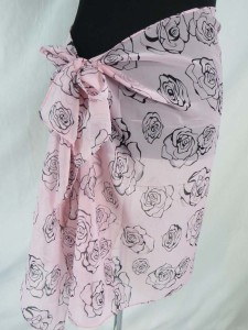 rose chiffon scarves scarf shawl wrap. Fashion scarf for all seasons