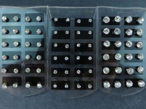 Stainless Steel Ear Studs Piercing Earrings