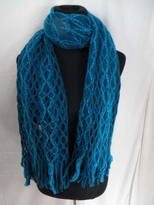knit infinity scarf, circle loop long shawl wrap cowl neck scarf circular endless scarf