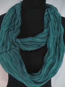 tie dye stripes infinity scarf circle loop long wrap endless shawl cowl neck circular scarf