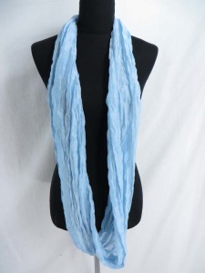 solid color plain infinity scarf / circle loop long wrap / endless shawl / cowl neck circular scarf / eternity scarf / double loop scarf