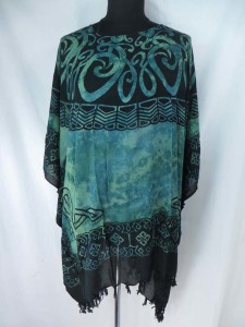 Celtic design rayon womens poolside kaftan top shirt in urban fashion theme Made of 100% rayon, handmade in Bali Indonesia only around 12 pieces One size fits for all (Fits size S, M, L, X., 1X, 2X, 3X) assorted designs ramdomly picked by warehouse staff