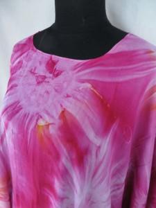 tie dye rayon womens poolside kaftan top shirt Made of 100% rayon, handmade in Bali Indonesia One size fits for all (Fits size S, M, L, X., 1X, 2X, 3X) only 2 colors as shown