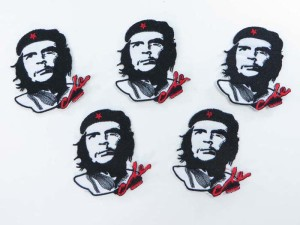 Che Guevara rebel Cuban revolutionary Marxist political figure embroidered iron on patch / embroidered cloth badge motif applique / sew on applique patchChe Guevara rebel Cuban revolutionary Marxist political figure embroidered iron on patch / embroidered cloth badge motif applique / sew on applique patch