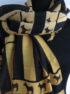 zebra animal print print long scarf shawl, reversible fall and winter wrap stole