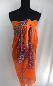 boho vintage maxi long fashion scarves sarong wrap
