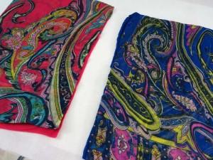 paisley retro maxi long fashion scarves sarong wrap
