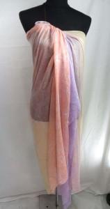 gradient pastel paisley maxi long fashion scarves sarong wrap