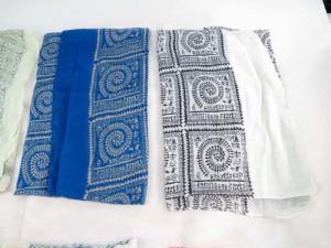 swirl and boho retro prints maxi long fashion scarves sarong wrap