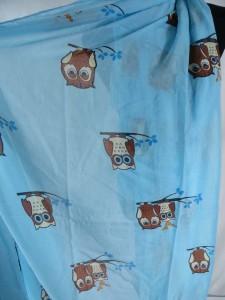 owl fashion scarves