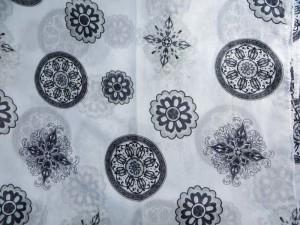 vintage circles boho fashion scarves