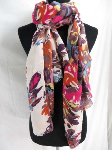 mixed designs fashion scarves