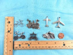 wholesale airplain bicycle car train pendants charms Jewelry findings for DIY scarves with jewelry, DIY necklace and more Mixed designs randomly picked by our warehouse staffs. (each design 2 to 3 pieces)