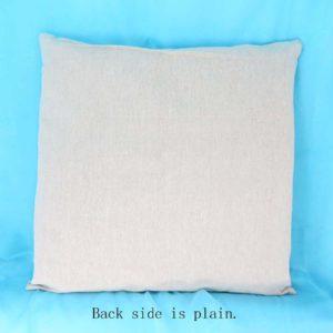 art nouveau floral tile cushion cover accessories home decor