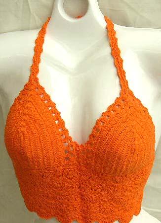 FREE CROCHET BRA PATTERNS | Crochet and Knitting Patterns