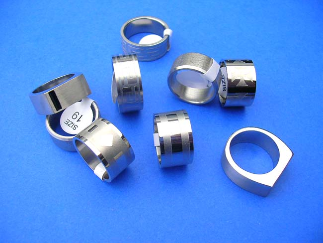 wholesale stainless ring