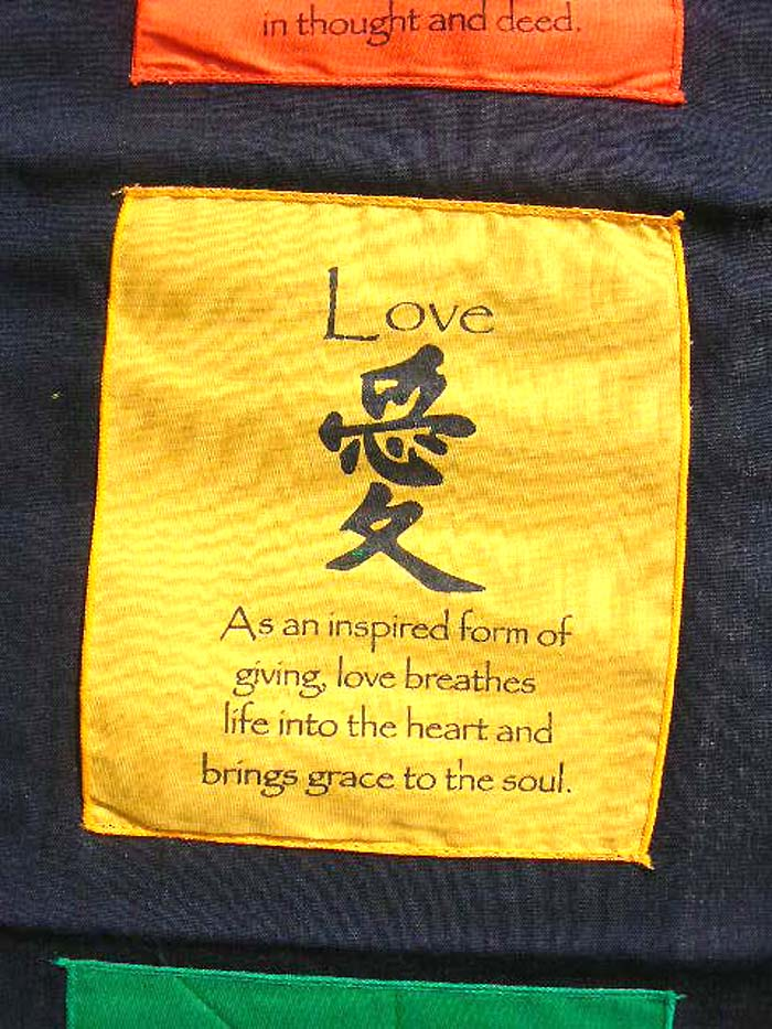 prayer flag affirmation scroll 1d inspiration quotes